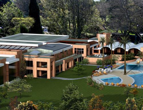 Proyecto y Obra en el Carrasco Lawn Tenis